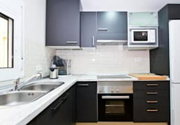 modern Kitchen by COETASA