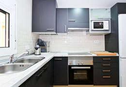 COETASA: modern tarz Mutfak