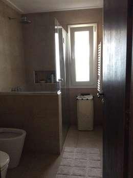classic Bathroom by Estudio de arq. Tomás Hosmann