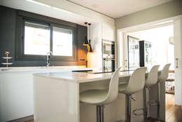Cuisine de style de style Moderne par MODULAR HOME