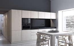 Cozinhas minimalistas por Varq.