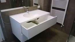 حمام تنفيذ Falegnameria Chiatti