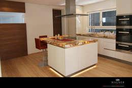 modern Kitchen by Wagner Möbel Manufaktur