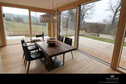 modern Dining room by Wagner Möbel Manufaktur