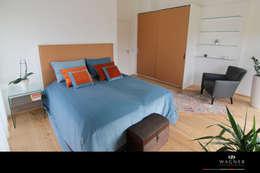 modern Bedroom by Wagner Möbel Manufaktur
