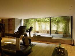 modern Gym by meier architekten