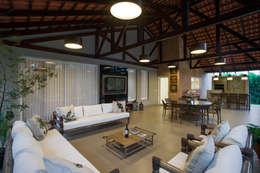Terrazas de estilo  por Cabral Arquitetura Ltda.