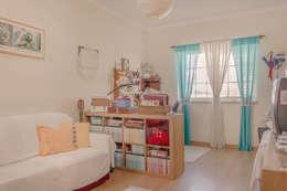 غرفة نوم تنفيذ Pedro Brás - Fotografia de Interiores e Arquitectura   Hotelaria   Imobiliárias   Comercial