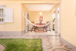 Jardines de estilo mediterraneo por Pedro Brás - Fotografia de Interiores e Arquitectura | Hotelaria | Imobiliárias | Comercial