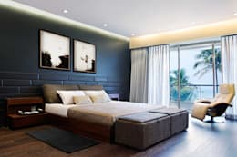 Residential - Juhu 2: modern Bedroom by Nitido Interior design