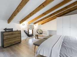 Cuartos de estilo moderno por Bornelo Interior Design