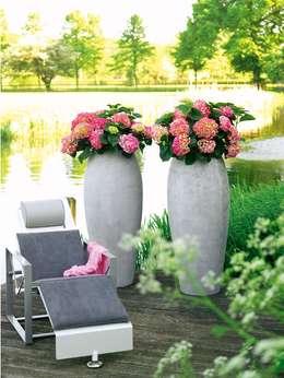 Die 10 schönsten Blumentöpfe für draußen