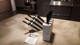 Кухня в . Автор – Persiceto Marmi