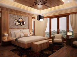 EMG Mimarlik Muhendislik Proje Çanakkale 0 286 222 01 77 – Photo5: rustik tarz tarz Yatak Odası