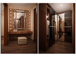 EMG Mimarlik Muhendislik Proje Çanakkale 0 286 222 01 77 – Photo6: rustik tarz tarz Banyo