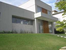 Moderna por dentro e por fora voc vai amar esta casa em for Fachadas de casas modernas em belo horizonte