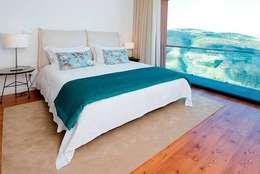 Projekty,  Sypialnia zaprojektowane przez MH PROJECT