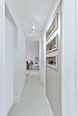 Mendonça Pinheiro Interiores:  tarz Koridor ve Hol