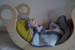 eclectic Nursery/kid's room by Schwesternliebe&Wir