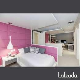 Lalzada의  침실
