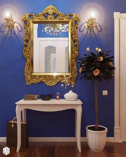 Квартира в классическом стиле: Коридор и прихожая в . Автор – 2GO Design Studio