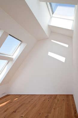 Chambre de style de style Moderne par SIGRUN GERST ARCHITEKTUR