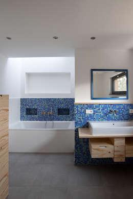 SIGRUN GERST ARCHITEKTUR의  화장실