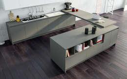 Cocinas de estilo moderno por Atra Cucine