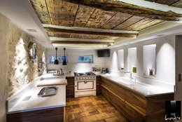 Projekty,  Kuchnia zaprojektowane przez Jeux de Lumière