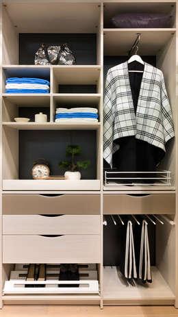 Dormitorios de estilo  por Pamela Kilcoyne - Homify
