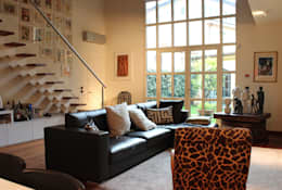 modern Living room by STUDIO ARCHIFIRENZE