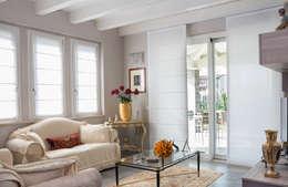 Il soggiorno in stile classico: 7 idee contemporanee