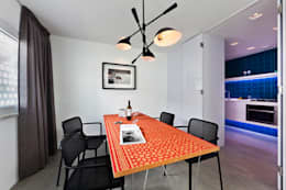 minimalistic Dining room by studioarte