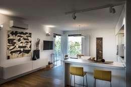 مطبخ تنفيذ Laboratorio di Progettazione Claudio Criscione Design