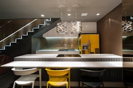 modern Kitchen by ricardo bosi arquitetura
