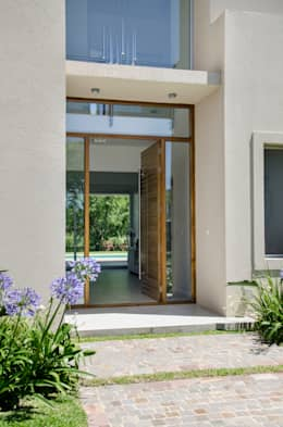Окна в . Автор – Parrado Arquitectura