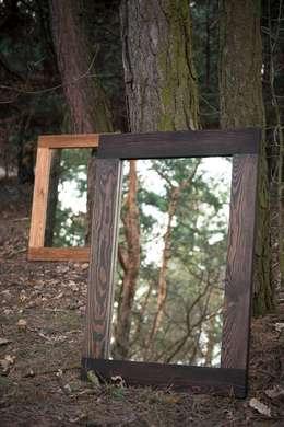 Lustro Pure Nature: styl , w kategorii Korytarz, hol i schody zaprojektowany przez ZAP project