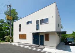 coil松村一輝建設計事務所의  주택