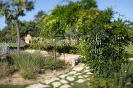 Jardins  por GAAP Studio Giorgio Asciutti Architetto Paesaggista