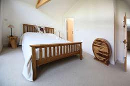 Projekty,  Sypialnia zaprojektowane przez Innes Architects