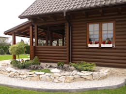 บ้านและที่อยู่อาศัย by Biuro Projektów MTM Styl - domywstylu.pl