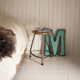 Chambre de style de style Scandinave par Makien Verkroost interior design + styling