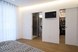 غرفة نوم تنفيذ Mario Ferrara