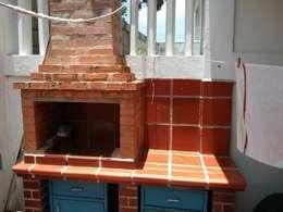 Cocinas de estilo clásico por AC. Arquitectura e Interiorismo