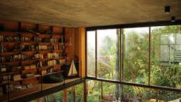 Ruang Keluarga by Arquitecto Alejandro Sticotti