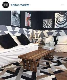 Net Muebles: Livings de estilo moderno por Arquitecto Alejandro Sticotti