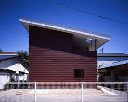 moderne Häuser von TENK