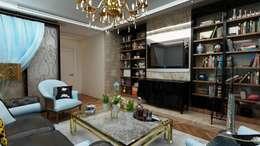 Altuncu İç Mimari Dekorasyon – Çorlu : modern tarz Oturma Odası