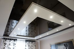 Interior design 2: Гостиная в . Автор – Aleksandra Smagina Design
