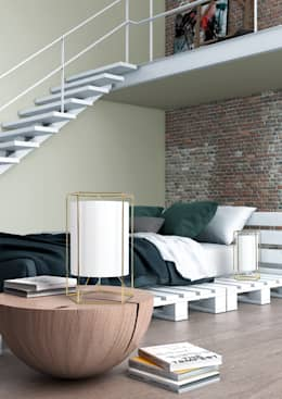 moderne Wohnzimmer von FB Internacional